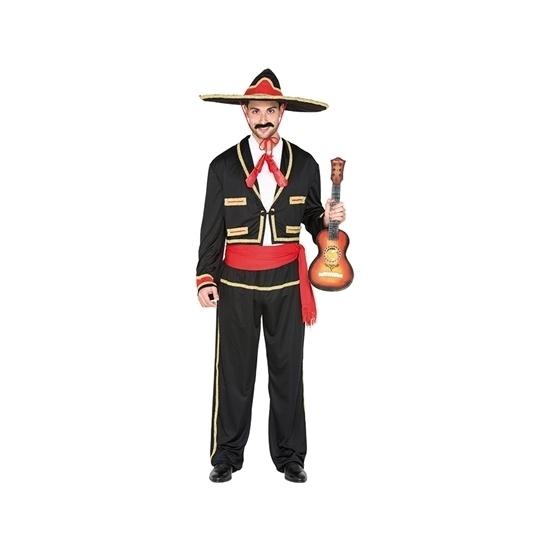 Mexicaans kostuum voor heren M/L (T-04) -