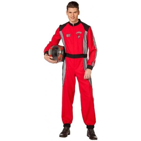 Formule 1 coureur kostuum voor heren 54 (XL) -