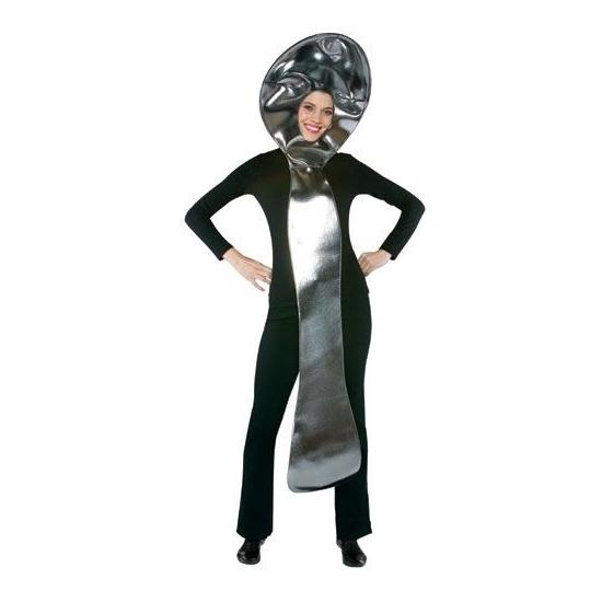 Lepel kostuum voor volwassenen One size -