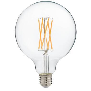 LED Langfilament globelamp E27 4W - Leen Bakker