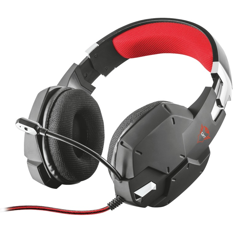 Trust GXT 322 Carus Gaming Headset Headset